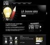 Studiovm - Infographiste Webmaster Freelance book Print - web (drupal) - emailing