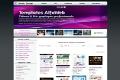 Templates AlfaWeb - Kits graphiques professionnels