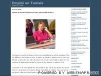 Emploi en Tunisie : le travail des femmes