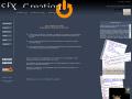 SFX Création, webmaster - Tarifs création de sites internet